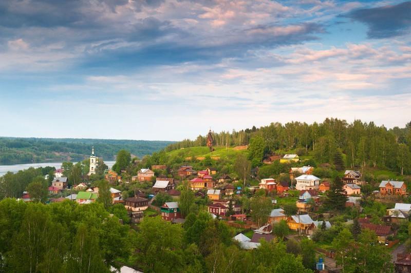 Едва живые. Десять самых маленьких городов России