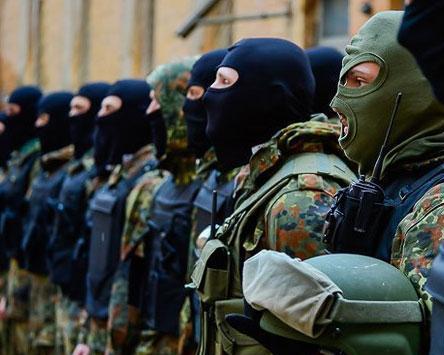 Иностранные наемники в составе «Азова» готовят «сюрприз» для Киева