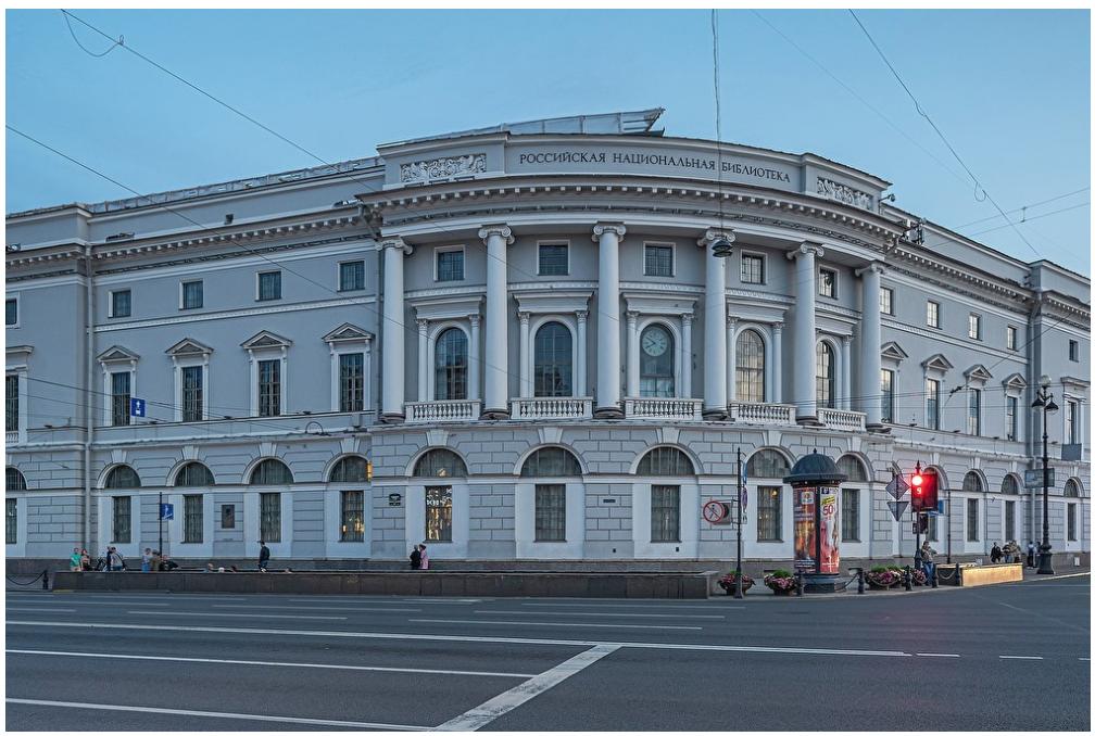 В Петербурге посетители библиотеки подрались из-за места в читальном зале