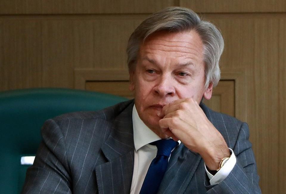 Сенатор Пушков: «Удел Украин…