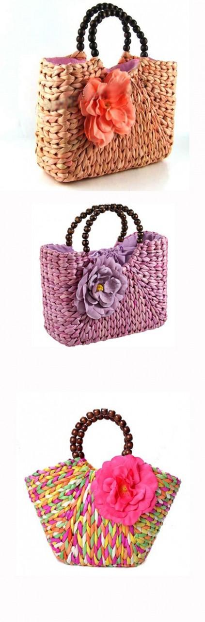 f4895ad14208 Вязаные сумки: богатство фантазии дизайнеров