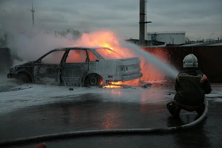 Арсен Хачатурян чуть взорвался в собственной машине