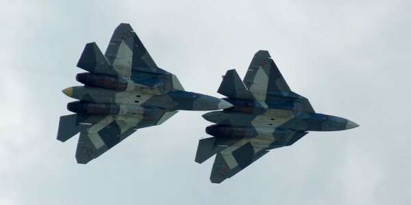 """Почему американские и китайские """"невидимки"""" не могут конкурировать с Су-57 новости,события"""