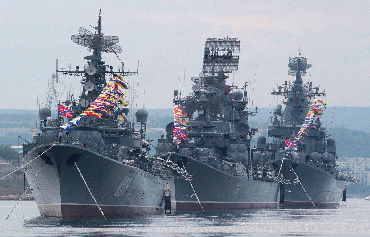 The National Interest: ВМФ России - флот «зеленой воды»