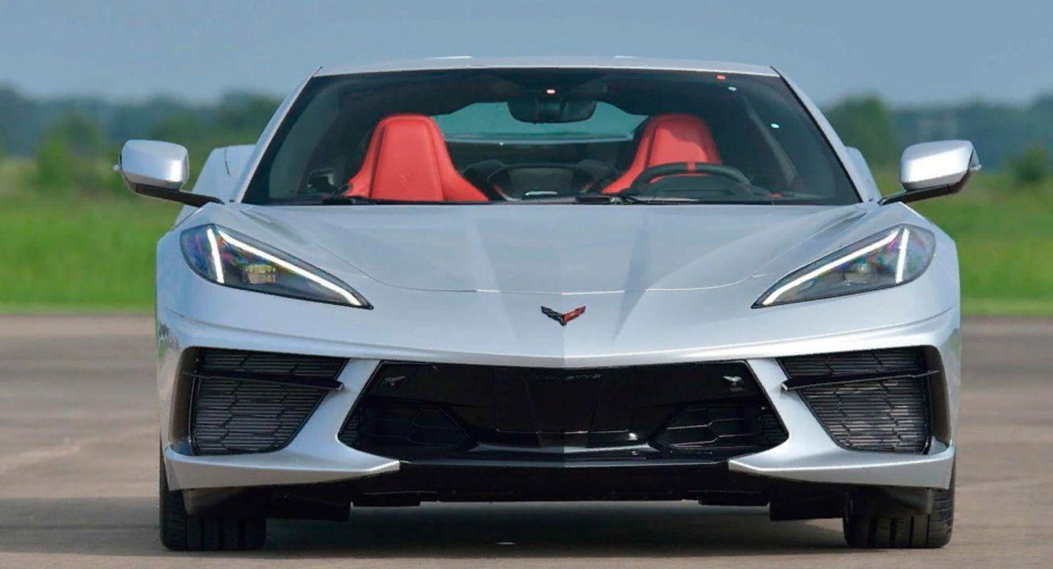 Стало известно, на чём раньше ездили покупатели спорткара Chevrolet Corvette Автомобили