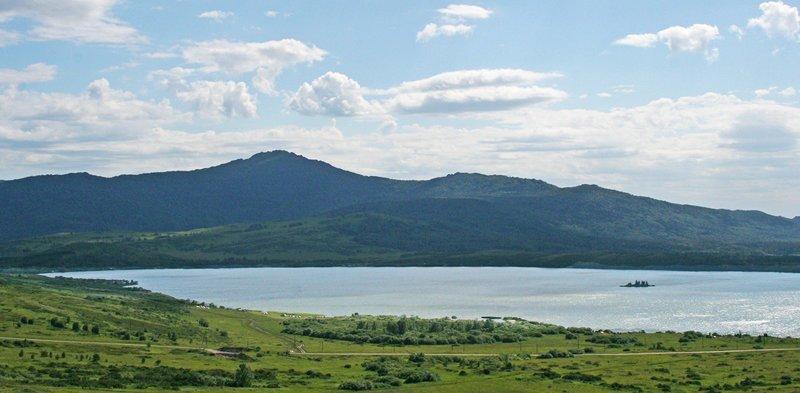Озеро Белое. алтай, озёра, путешествия, фото