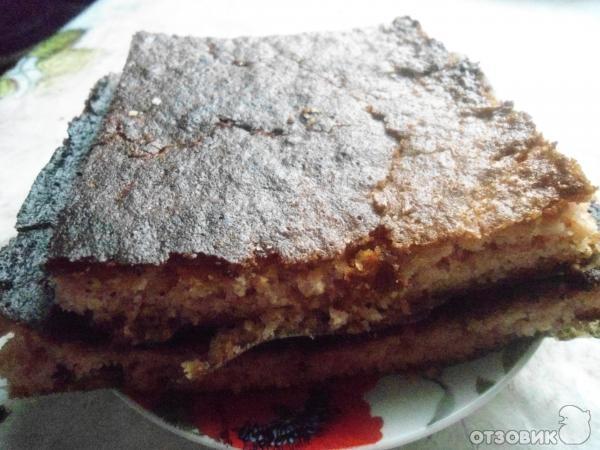 Пирог на киселе - рецепт пошаговый с фото