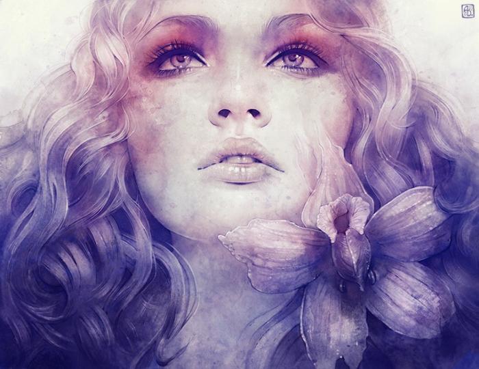 Женская душа в сюрреалистических портретах Анны Диттманн