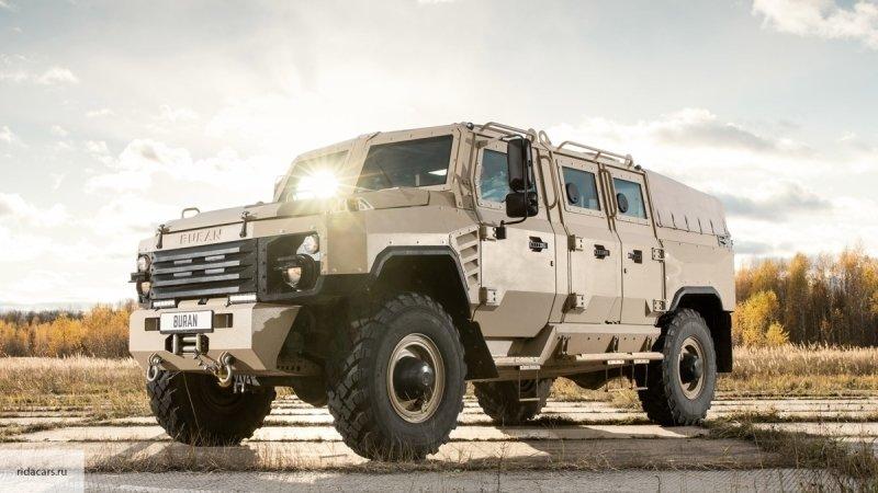 RIDA Buran: знаменитый ГАЗ-3…