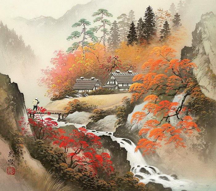 подсоединению китайские рисунки и картинки фото был