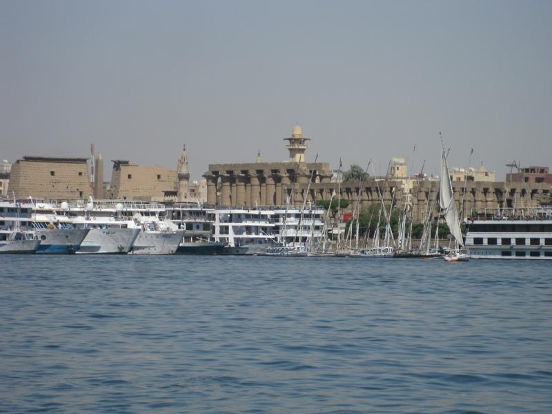 Как провести в Египте 7 дней и не успеть искупаться