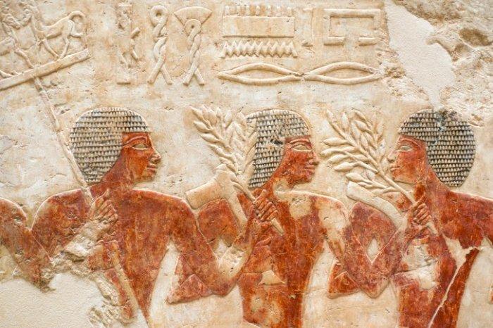 Египетское искусство.