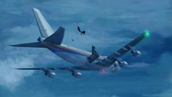 Куда пропали пассажиры из летящего в небе самолета?