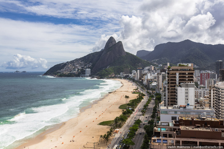 МИР ВОКРУГ. Путешествие по стране зажигательных карнавалов - Бразилии