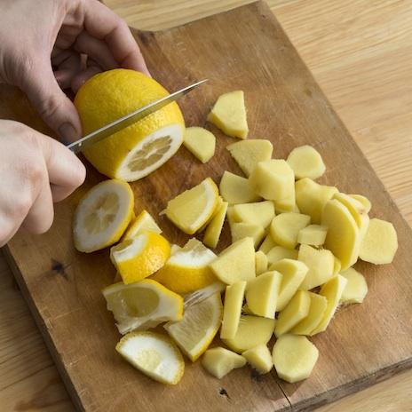 варенье из лимона и имбиря рецепт фото
