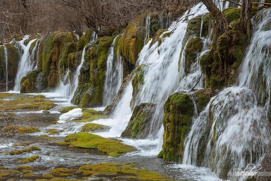 Национальный парк Jiu Zhai Gou - Национальное достояние Поднебесной