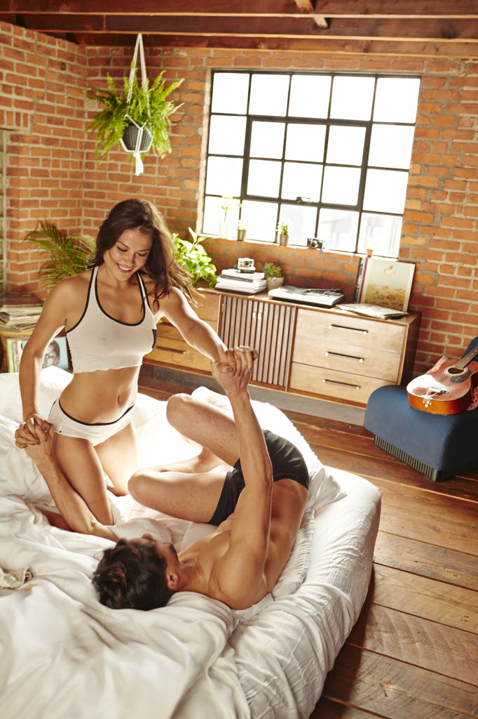 Счастливые пары делают это каждый день