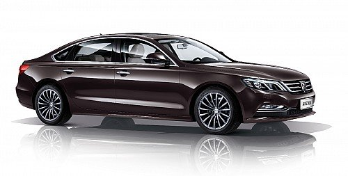 В Китае начались продажи клона Audi A6 за треть цены