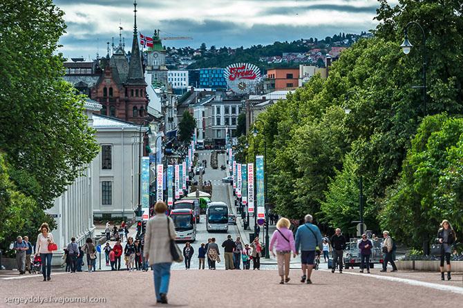 Экскурсия по Осло