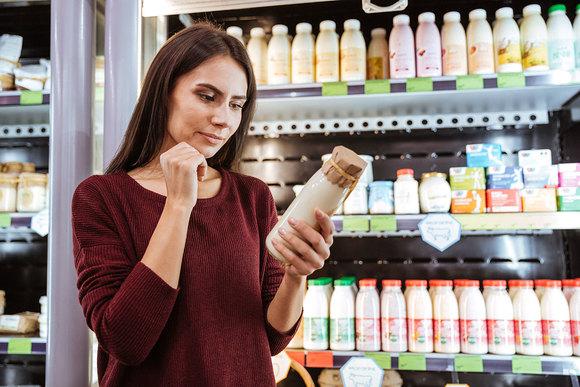 Обезжиренные продукты: действительно ли они так полезны как написано на упаковке