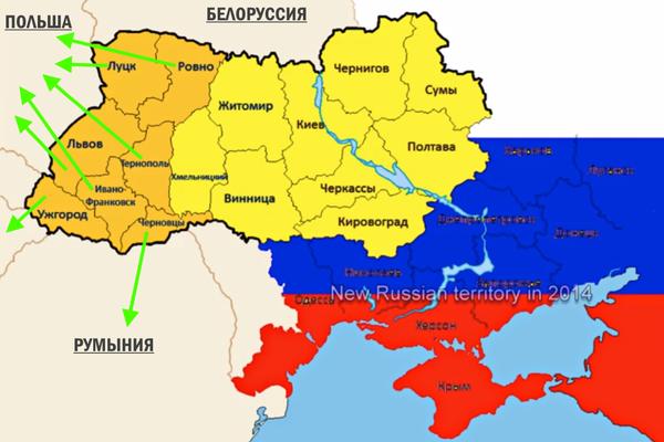«Территория от Луганска до Одессы войдет в новый Юго-Западный округ РФ» - заявил Вассерман. Что это даст России