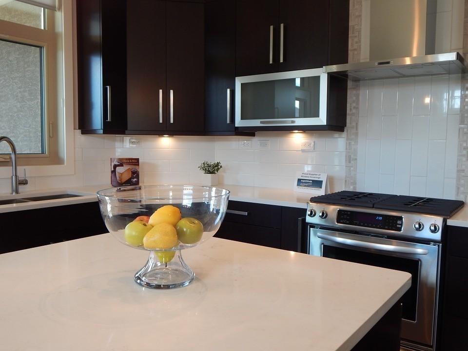 Современные кухонные столешницы