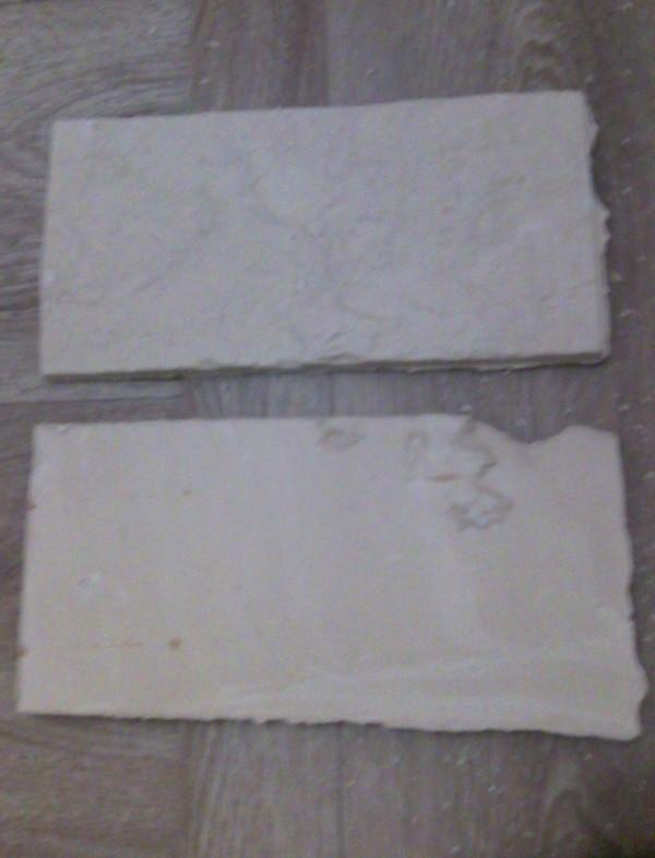 Чем резать гипсовую плитку