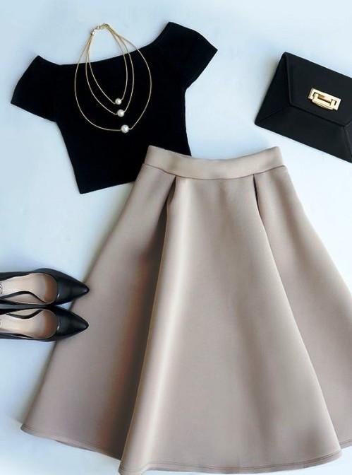"""""""Живые"""" сеты из одежды - подборка Instagram самых модных блогеров"""