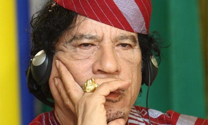 40 фактов из жизни Муамара Каддафи