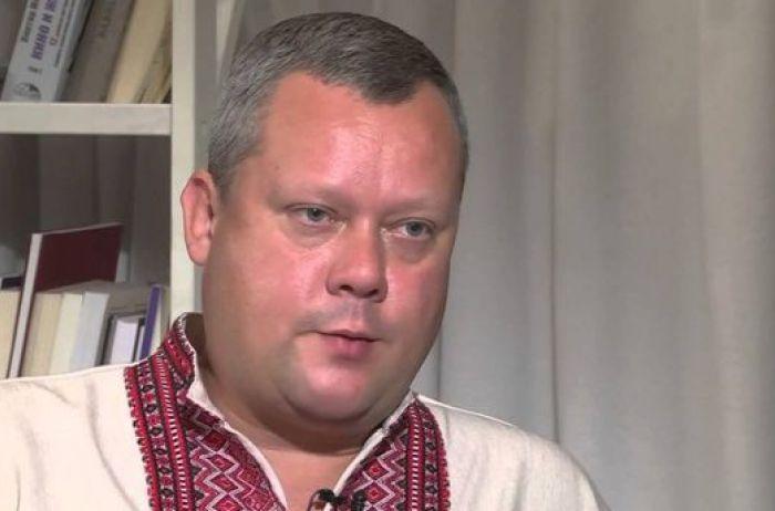 Украинский пропагандист в ужасе: Грузины встречают русских хлебом-солью
