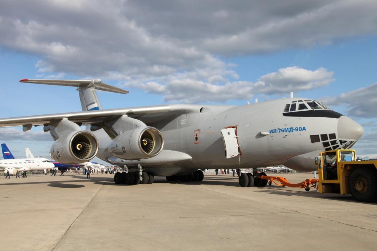 Новый российский самолет мож…