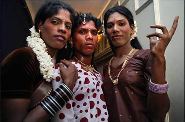 Хиджра индия транссексуалы