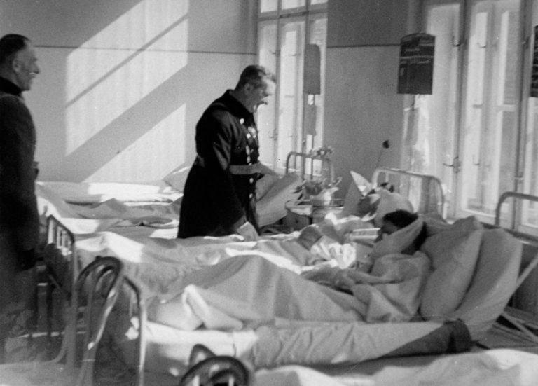 Григорий Ольховский: единственный красноармеец с простреленным сердцем, который выжил