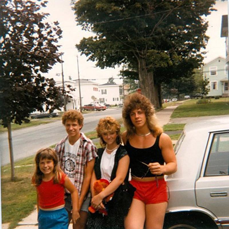 Прикольные картинки 80-е, открытки годов