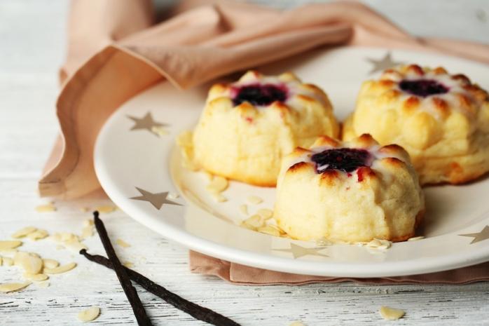 Три вкусных десерта без муки и сахара