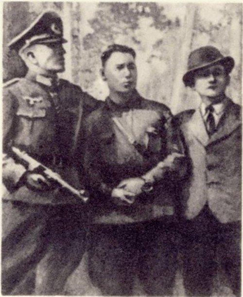 Как погиб разведчик Николай Кузнецов Велика Отечественная война, Николай Кузнецов, разведчик, факты