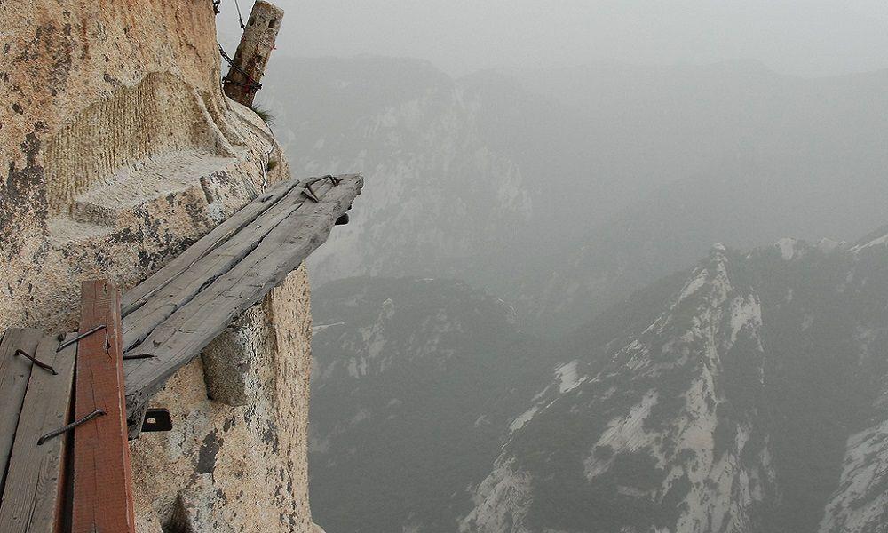 Самые опасные горные дороги мира