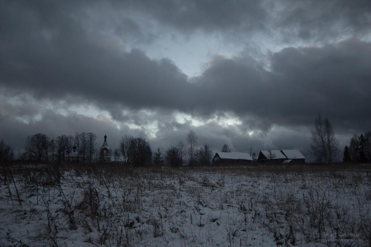 3. Деревня Анфимово, Костромская область история, россия, факты