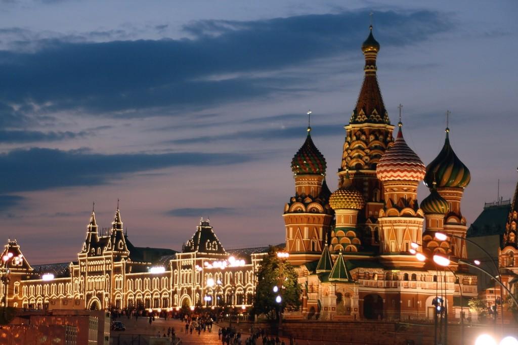 Поездка в Москву: между искусством и ночной жизнью