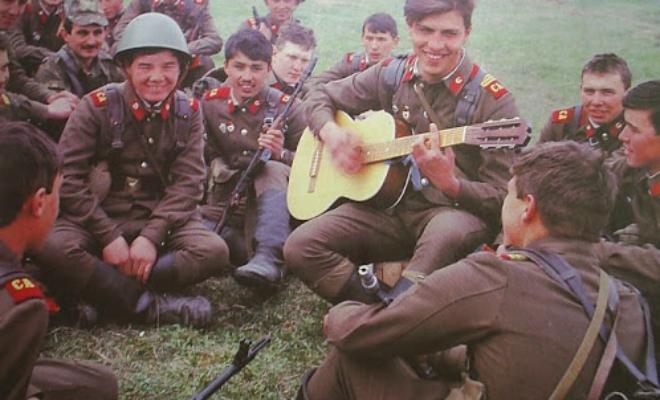 Солдаты СССР на службе за границей. Как служили в Европе в 70-х Культура