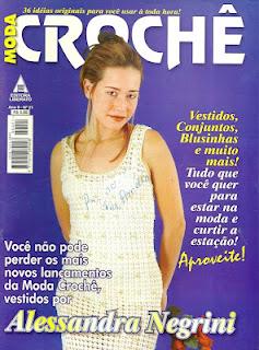 Moda CROCHE №21