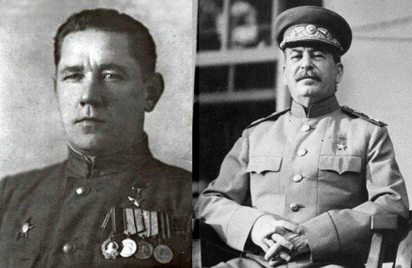 Письмо Сталину от героя СССР…