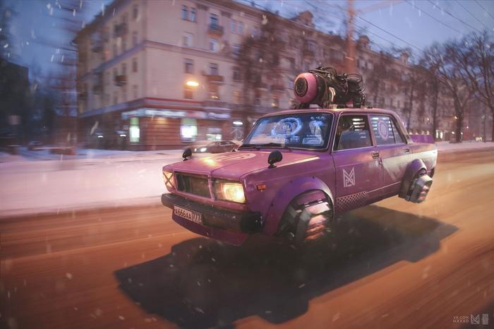 Россия - 2077