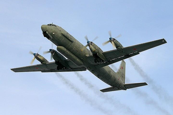 Главком ВВС Израиля передал российской стороне данные о крушении Ил-20 у берегов Сирии