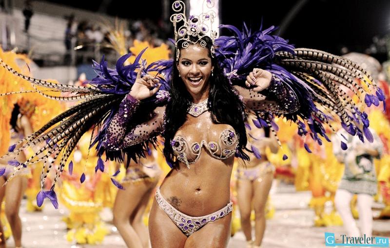 Сексуальные сцены на карновале в рио де женейро