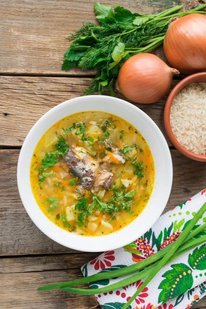 переводом быстрые супы рецепты с фото простые вполне