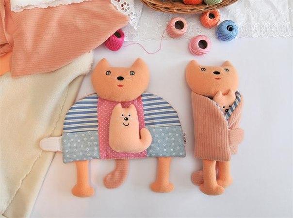 Чудесная и простая идея для игрушки