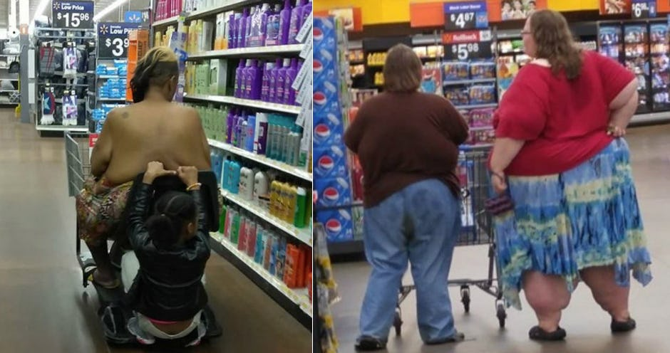 Великий Walmart открывает св…