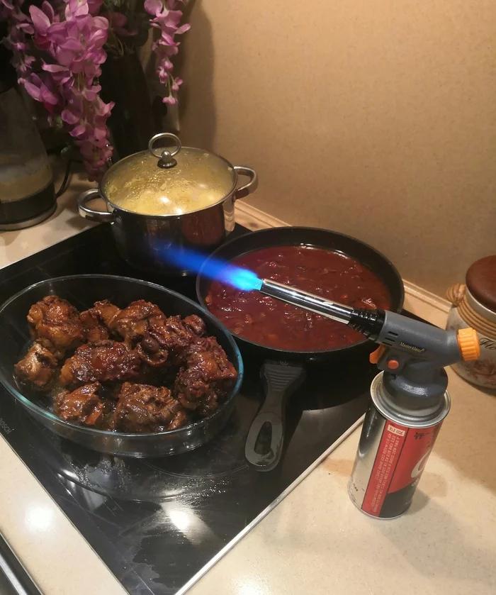 Говяжий хвост Говяжий, Хвост, Sous-Vide, Сувид, Длиннопост, Рецепт, Кулинария, Мясо