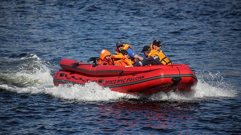 В Саратовской области при опрокидывании катера погибли два человека